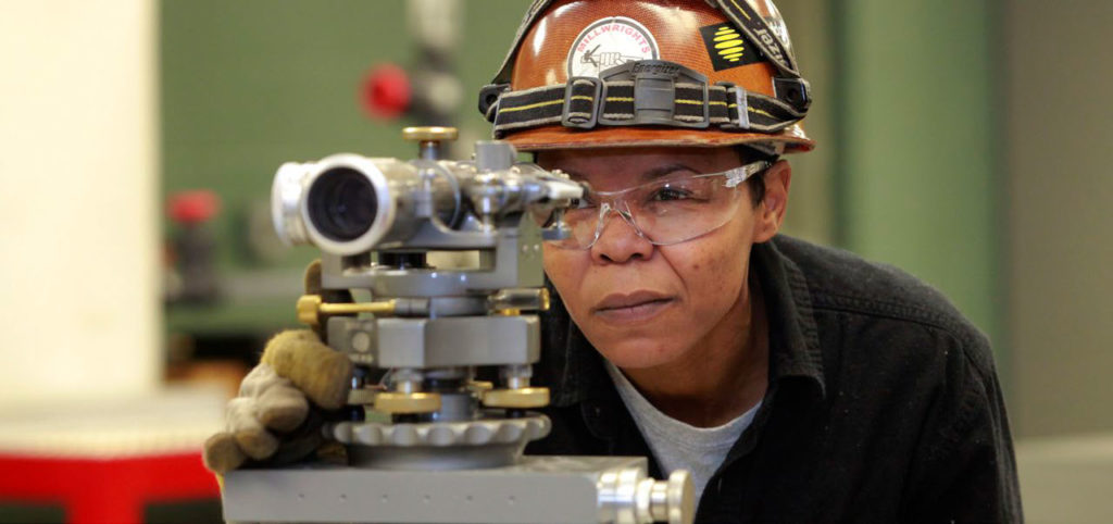 UBC millwright sights equipment placement
