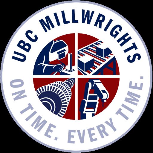 UBC Millwrights Logo