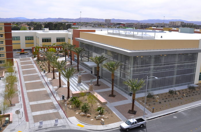 United Bortherhood of Carpenters' training center in Las Vegas